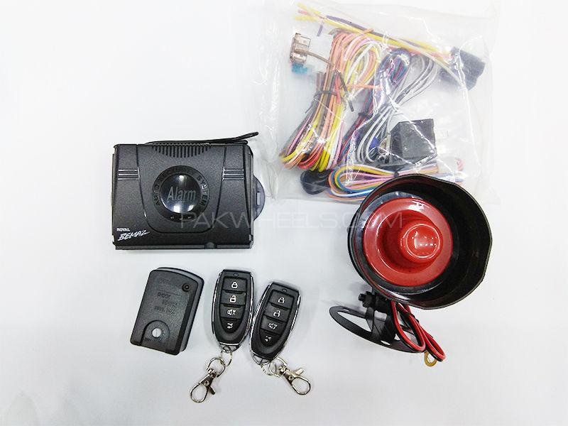 Bemaz Car Alarm System - M37 in Lahore