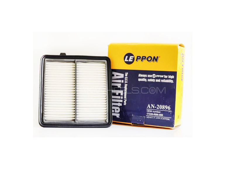 Daihatsu Mira 2002-2006 Leppon Air Filter - AN-20732 in Karachi