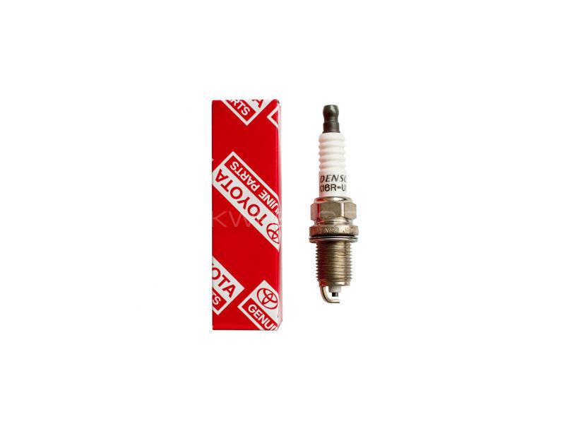 Toyota Genuine Copper Spark Plug 4pcs -90919-01164 Image-1