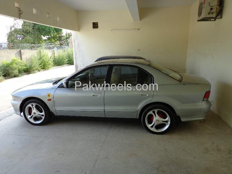 Mitsubishi Galant 1998 Image-4