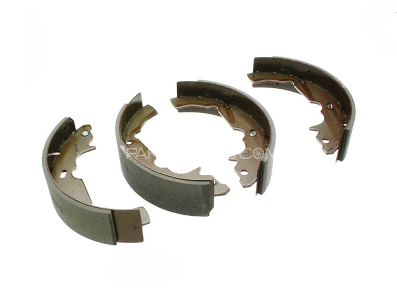 Suzuki Roma MK Rear Brake Shoe - K-9943-Y Image-1