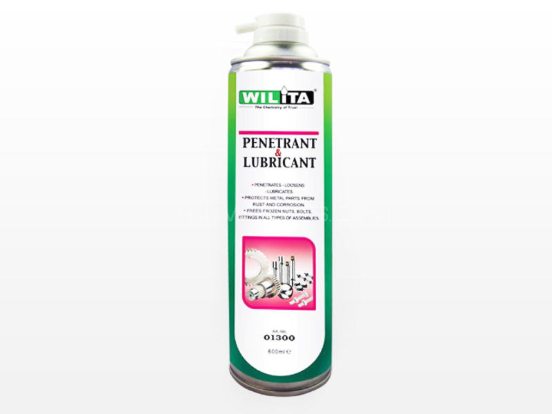 Willita Penetrant & Lubricant - 600 ml in Karachi