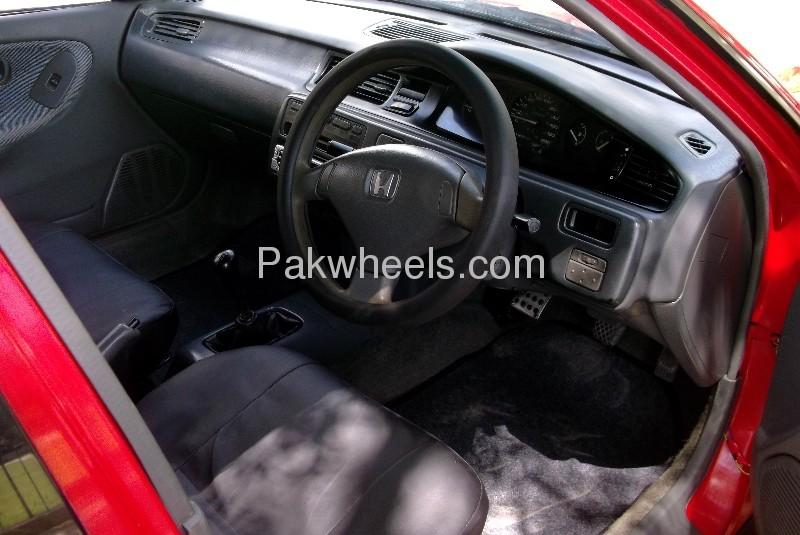 Honda Civic EX 1996 Image-5