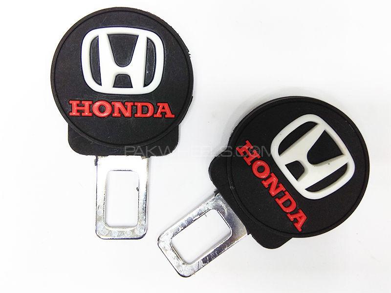 Universal Round Seat Belt Lock - Honda in Lahore
