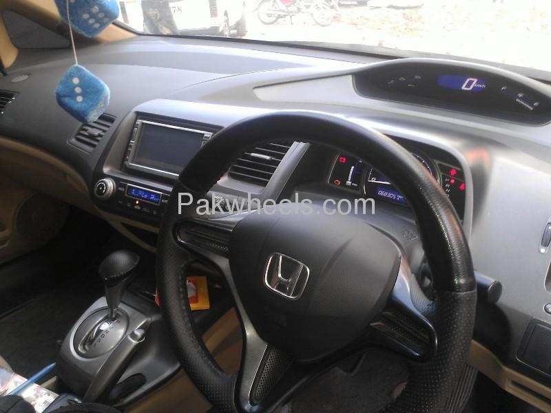 Honda Civic Hybrid 2006 Image-1