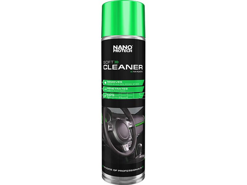Nano Protech Soft Cleaner - 300 ml in Karachi