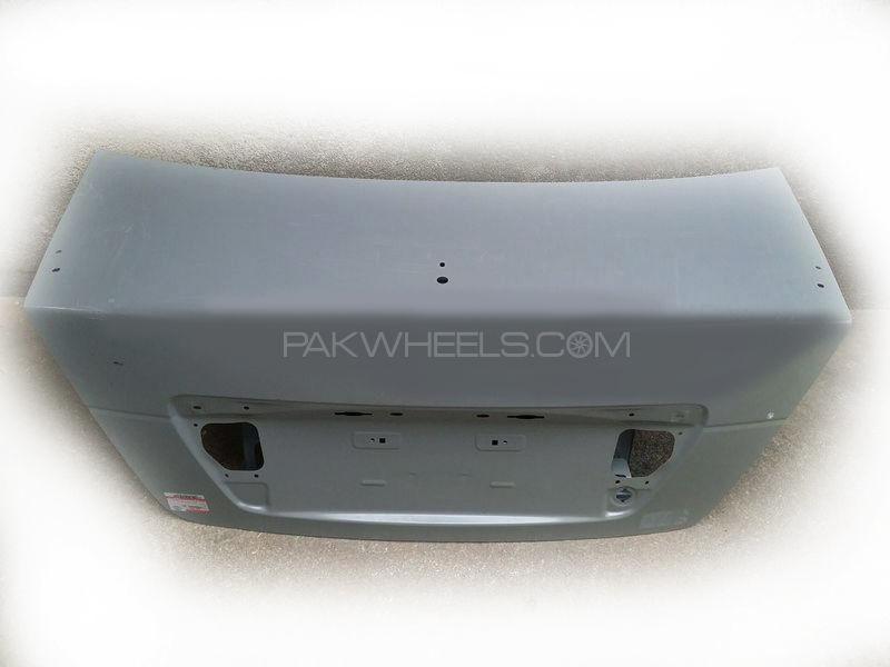Suzuki Liana Rear Trunk  Image-1