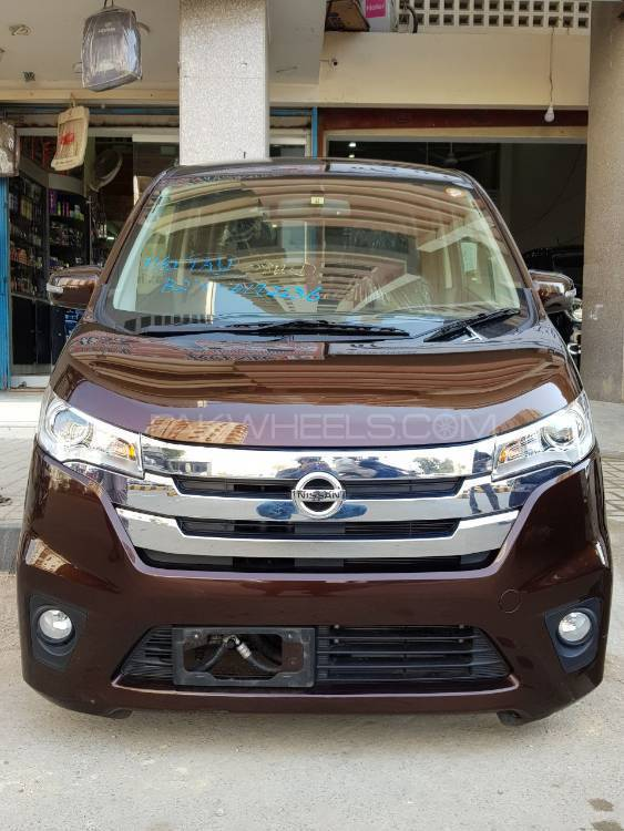 Nissan Dayz Highway Star 2014 Image-1