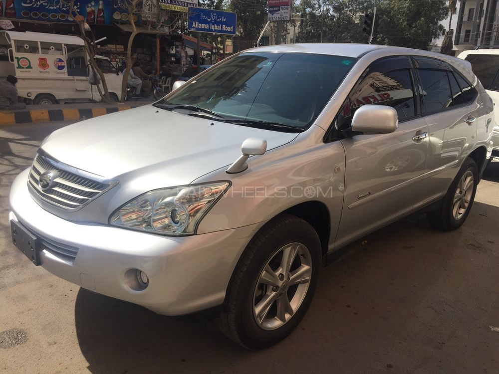 Toyota Harrier 2012 Image-1