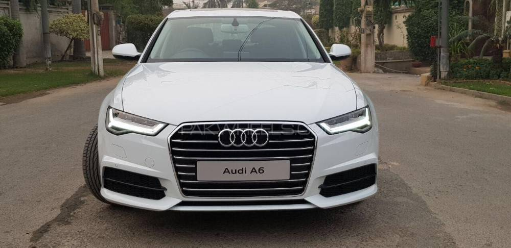 Audi A6 2018 Image-1