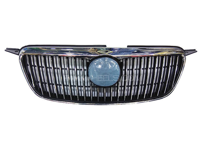 Toyota Corolla Front Grill Black & Chrome - 2002 - 2008 in Lahore
