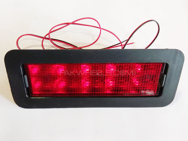 Universal Rear Window 3D Brake Light in Karachi