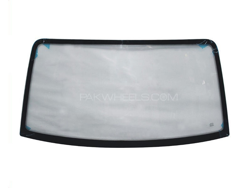 Suzuki Cultus 2017-2020 Rear Windshield Glass Image-1