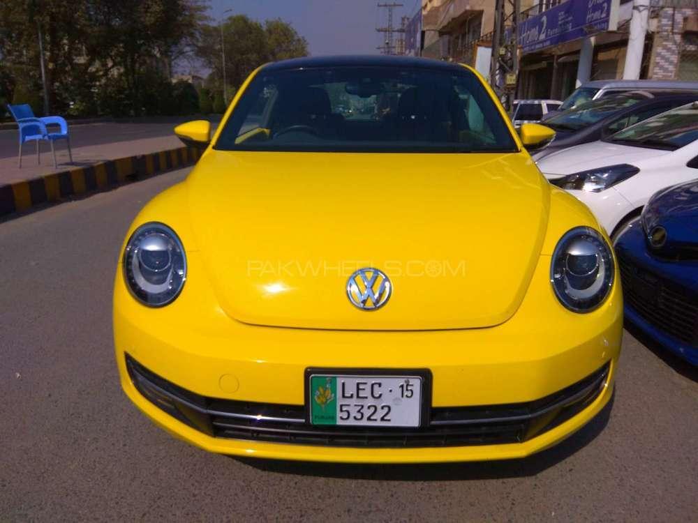 Volkswagen Beetle 2012 Image-1