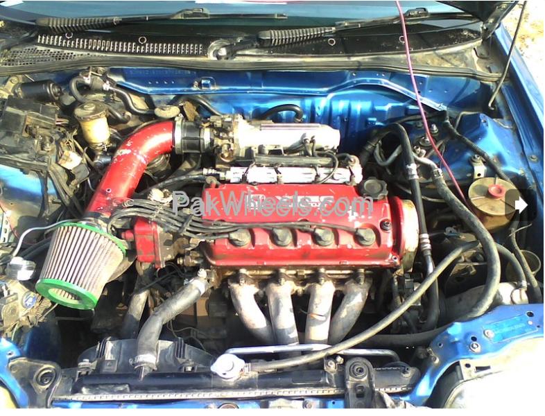 Honda Civic VTi 1.6 1988 Image-2