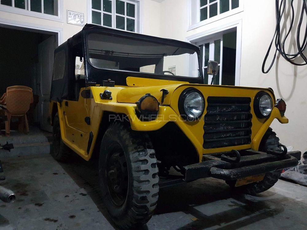Jeep M 825 1989 Image-1