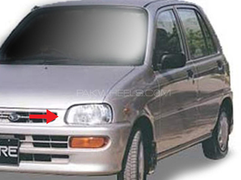 Daihatsu Cuore TYC Head Lamp 2004 - 1 Pc LH in Lahore