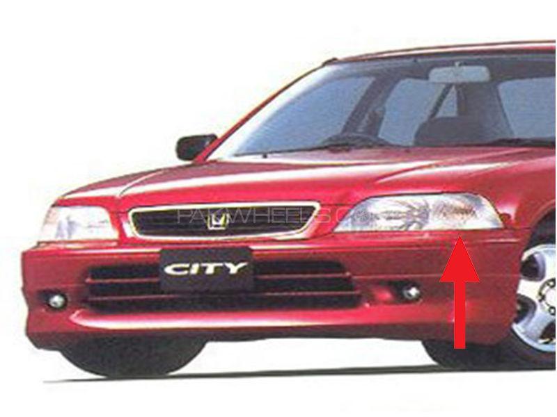 Honda City TYC Head Lamp 1996-1998 - 1 Pc LH Image-1