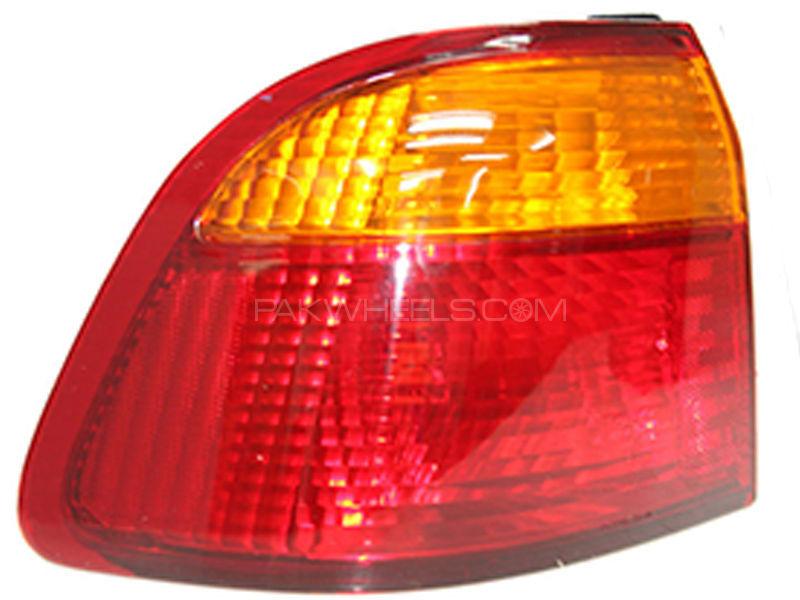 Honda Civic TYC Back Lamp 1999-2000 - 1 Pc LH Image-1