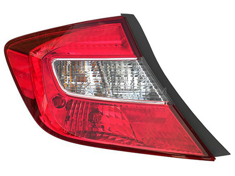Honda Civic TYC Back Lamp 2012-2015 - 1 Pc LH in Lahore