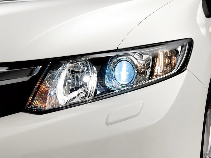 Honda Civic TYC Head Lamp 2012-2015 - 1 Pc LH Image-1