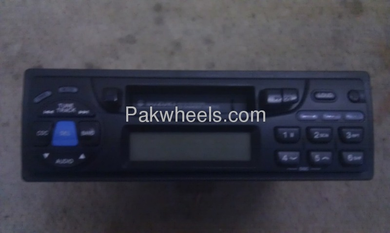 Kenwood Car Tape Price In Pakistan