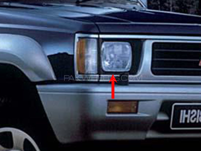 Mitsubishi L200 Pickup Head Lamp 1998 - 1 Pc RH in Lahore