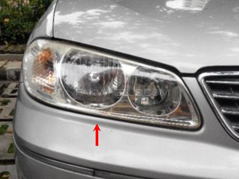 Nissan Sunny TYC Head Lamp 2004 - 1 Pc RH Image-1