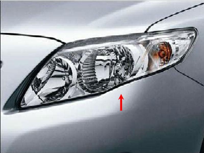 Toyota Corolla TYC Head Lamp 2008-2009 - 1 Pc LH Image-1