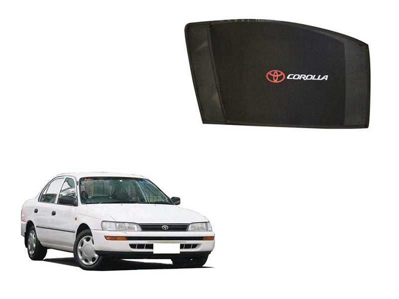Toyota Corolla 2000 Side Window Shades in Karachi