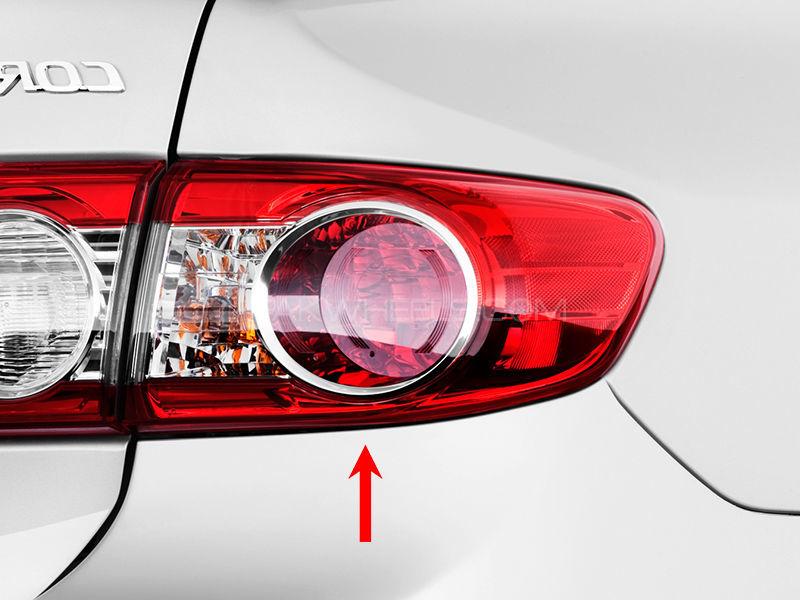 Toyota Corolla TYC Back Lamp 2011-2012 - 1 Pc RH Image-1