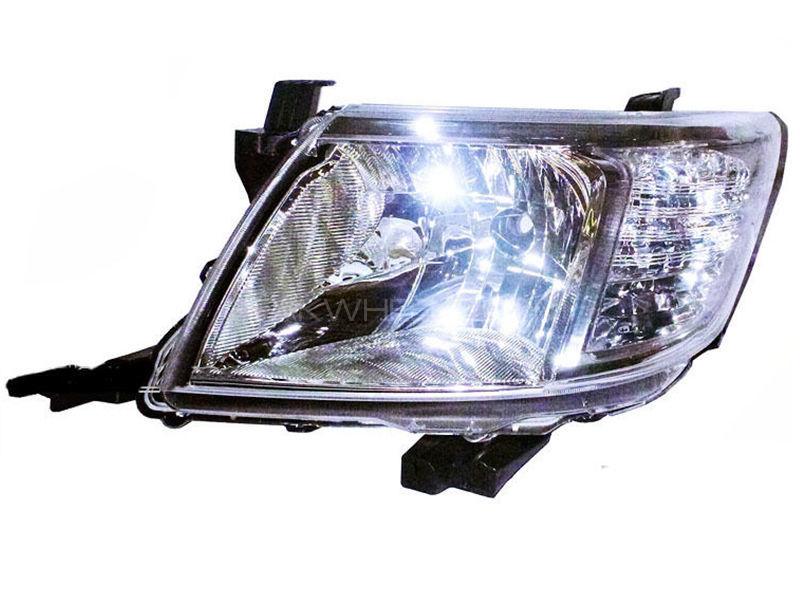 Toyota Champ TYC Head Lamp 2012 - 1 Pc LH Image-1