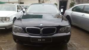 BMW Series Cars For Sale In Lahore Verified Car Ads PakWheels - 2006 bmw 745 for sale
