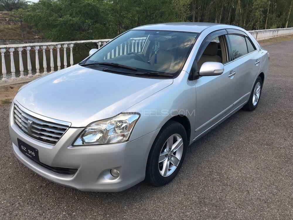 Toyota Premio X Version C 1.8 2007 Image-1
