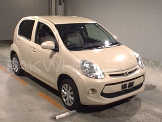 Toyota Passo X G Package 2014 Image-1
