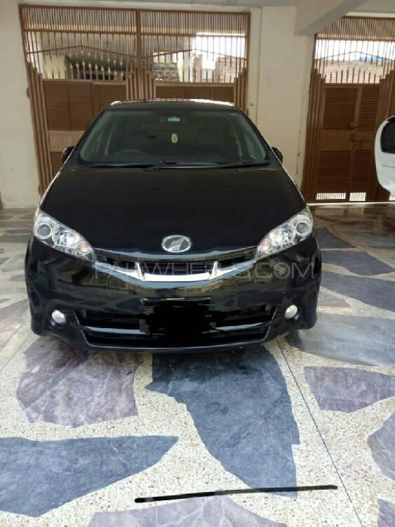 Toyota Wish X HID Selection 2010 Image-1