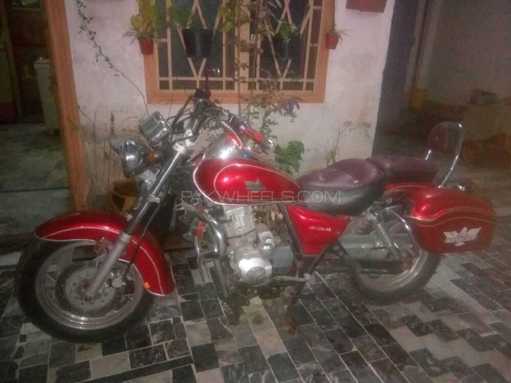 Chinese Bikes 150cc 2004 Image-1