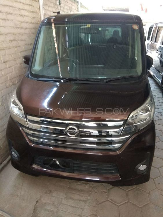 Nissan Roox G 2014 Image-1