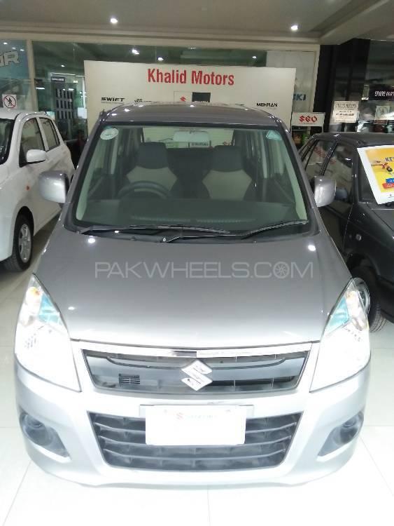 Suzuki Wagon R VXL 2016 Image-1