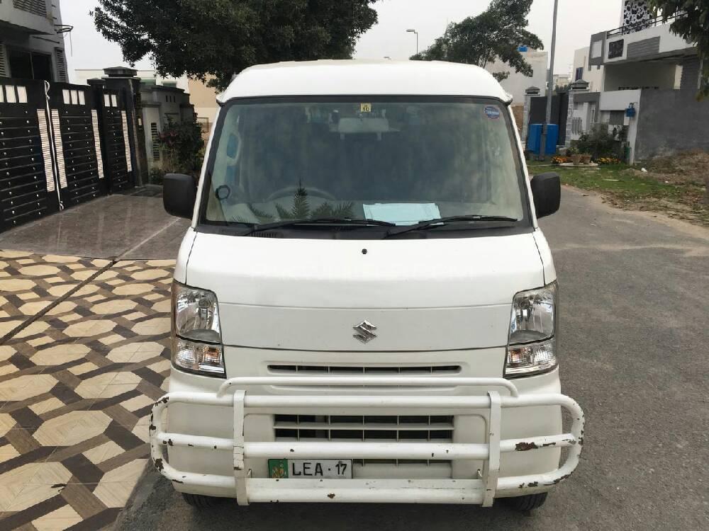 Suzuki Every PA 2017 Image-1