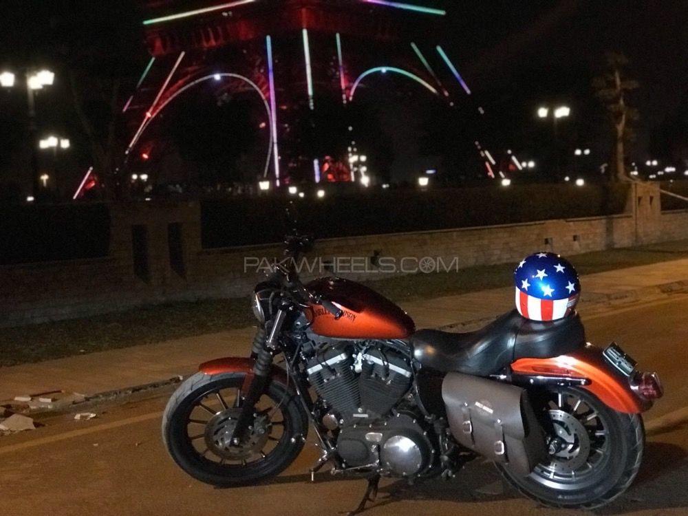 Harley Davidson Iron 883 2013 Image-1