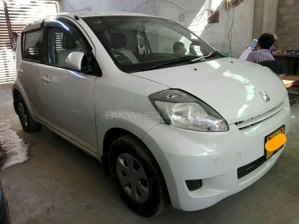 Toyota Passo X 2008 Image-1