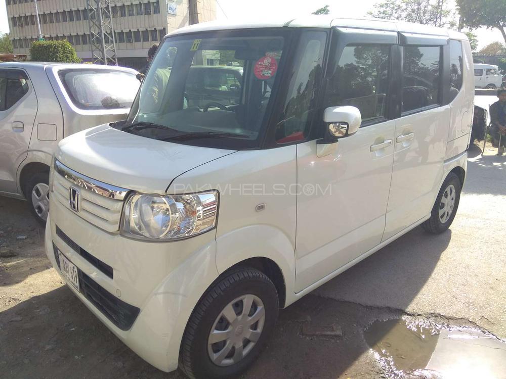 Honda N Box G 2012 Image-1