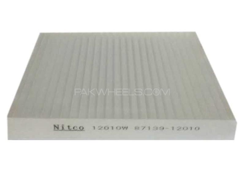 Nitco AC/Cabin Filter - Toyota Corolla 2002-2008 - 12010 Image-1