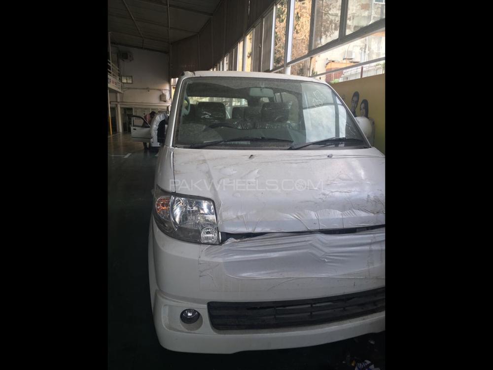 Suzuki APV 2018 Image-1