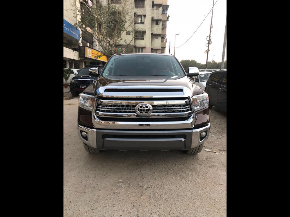 Toyota Tundra 5.7i 2016 Image-1
