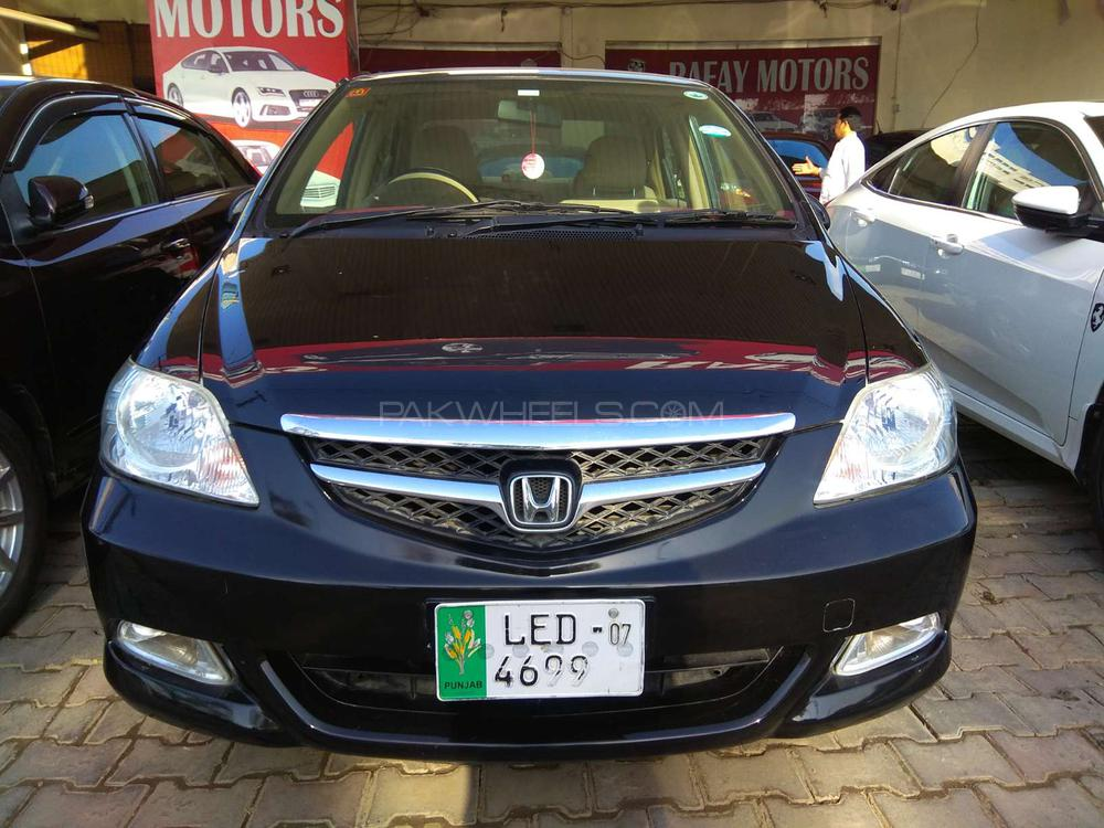 Honda City i-DSI Vario 2007 Image-1