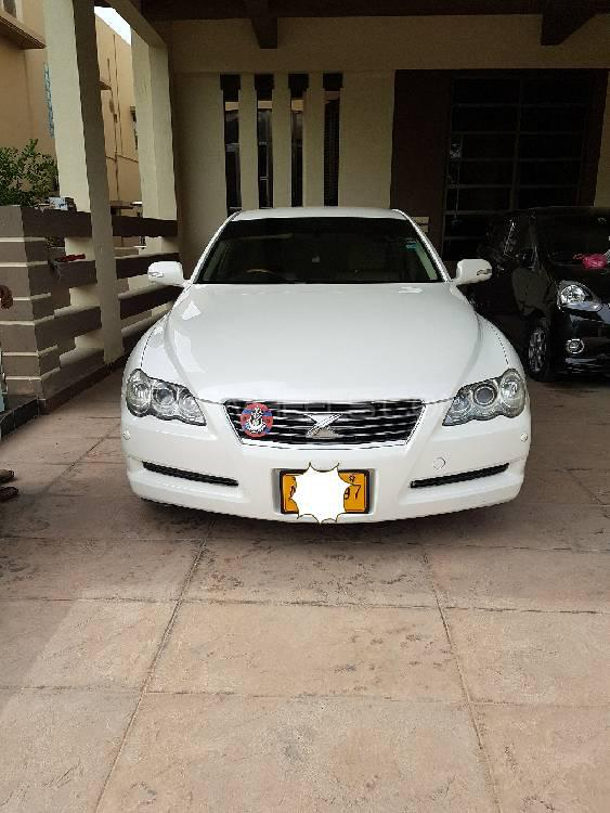 Toyota Mark X 250G F Package Smart Edition 2006 Image-1