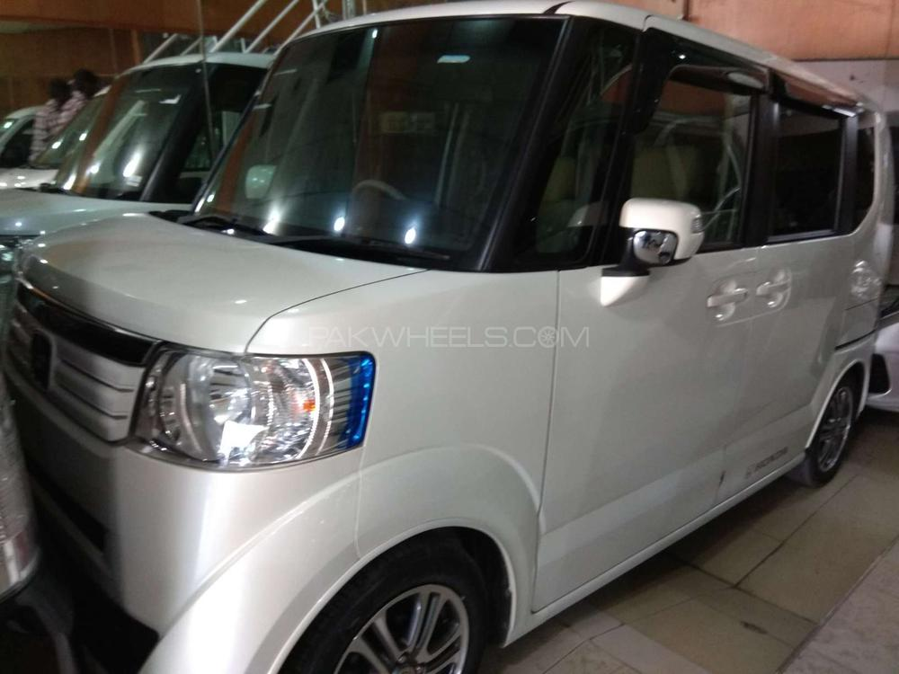 Honda N Box G 2014 Image-1