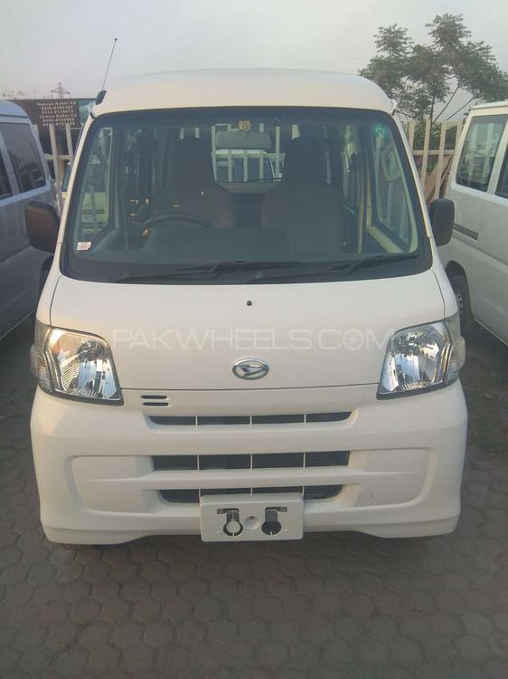 Daihatsu Hijet Deluxe 2014 Image-1
